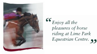 Welcome To Lime Park Equestrian Centre